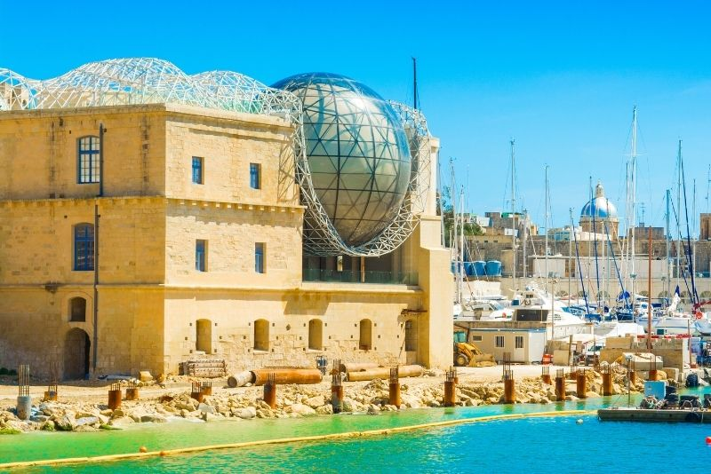 Esplora science museum, Malta