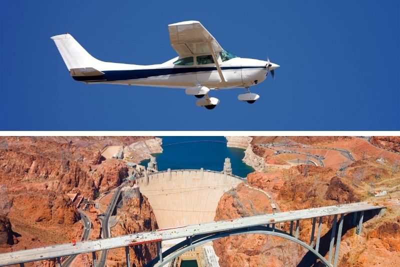 Grand Canyon West Rim Flight with Hoover Dam Tour from Las Vegas