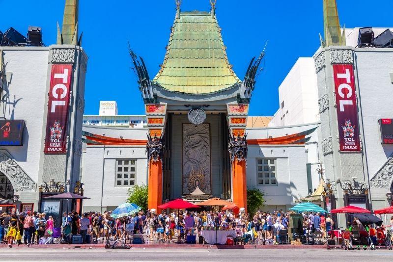 Grauman's Chinese Theatre, Los Angeles