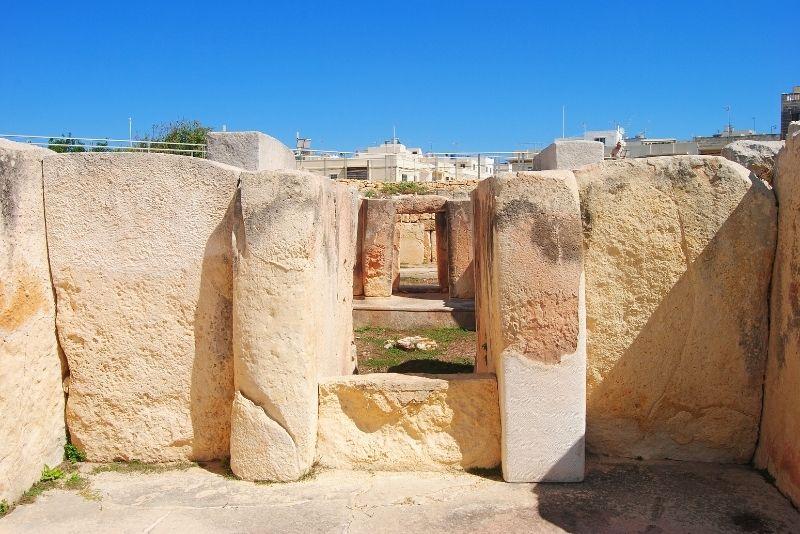 Ħal Saflieni Hypogeum, Malta