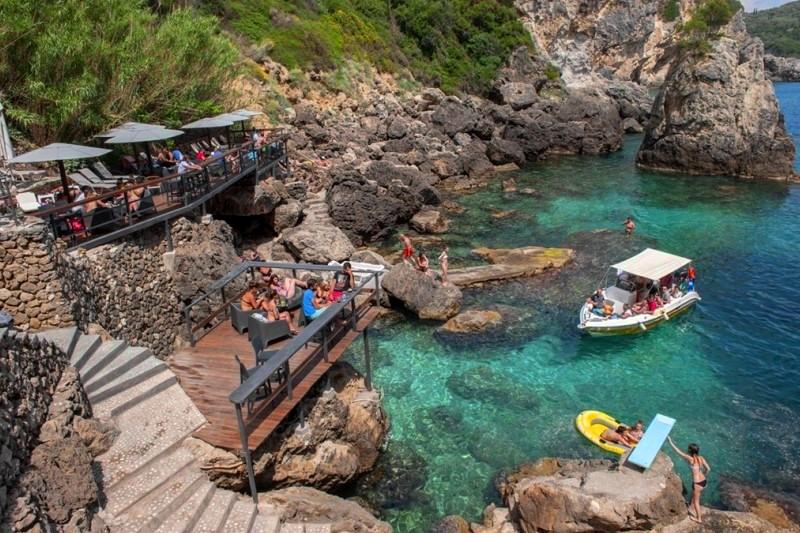 La Grotta Lounge and Pub Corfu