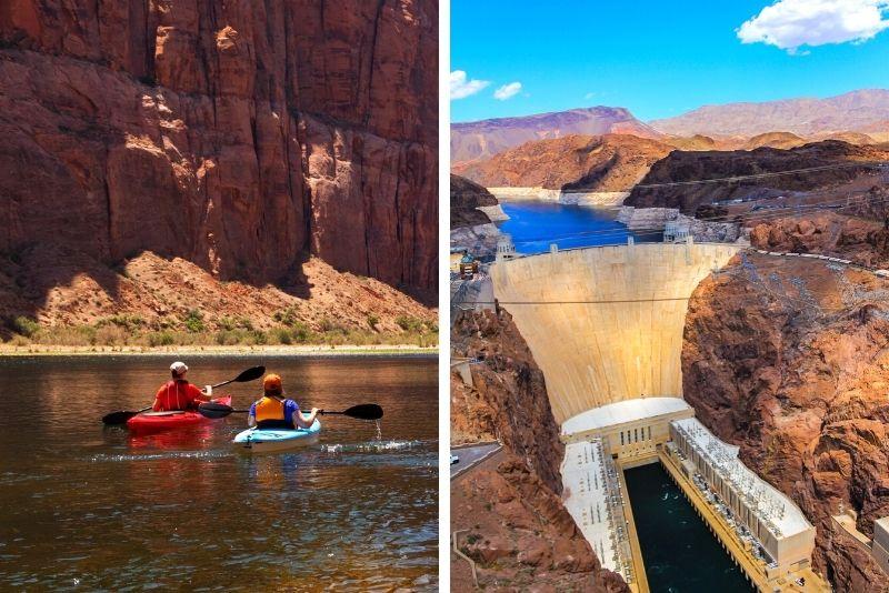 Las Vegas: Hoover Dam and Colorado River Full-Day Kayak Tour