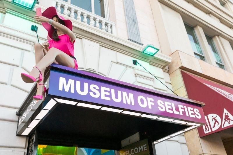 Museum of Selfies, Los Angeles