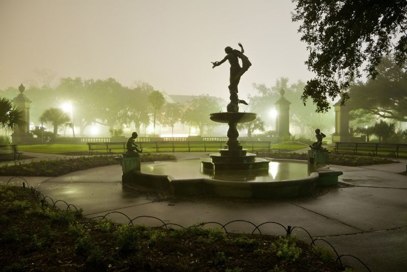 New Orleans Ghost & Mystery Evening Tour
