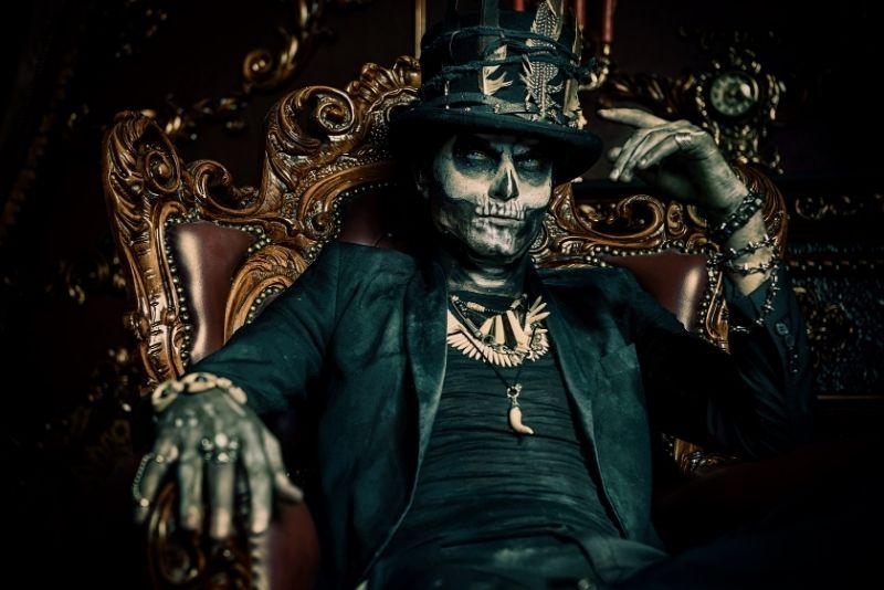 New Orleans Ghost, Voodoo & Vampire Walking Tour