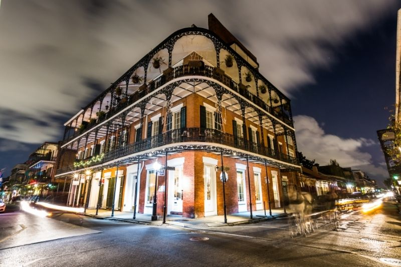 New Orleans Voodoo, Mystery and Paranormal Tour