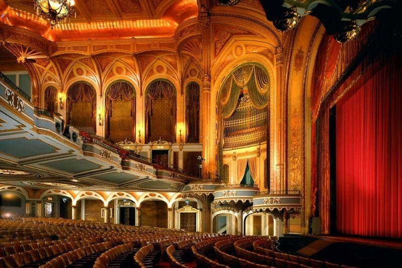 Orpheum Theatre, Los Angeles