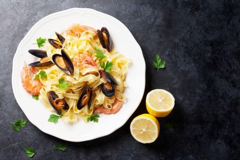 Rampila restaurant, Malta
