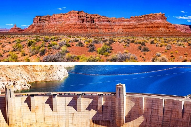 Red Rock Canyon & Hoover Dam Half-Day Photo Tour from Las Vegas