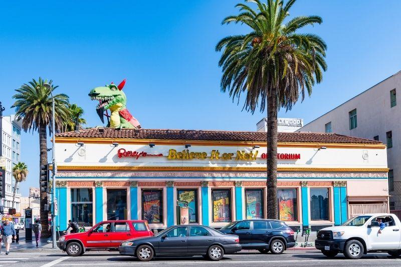 Ripley's Believe It or Not!, Los Angeles