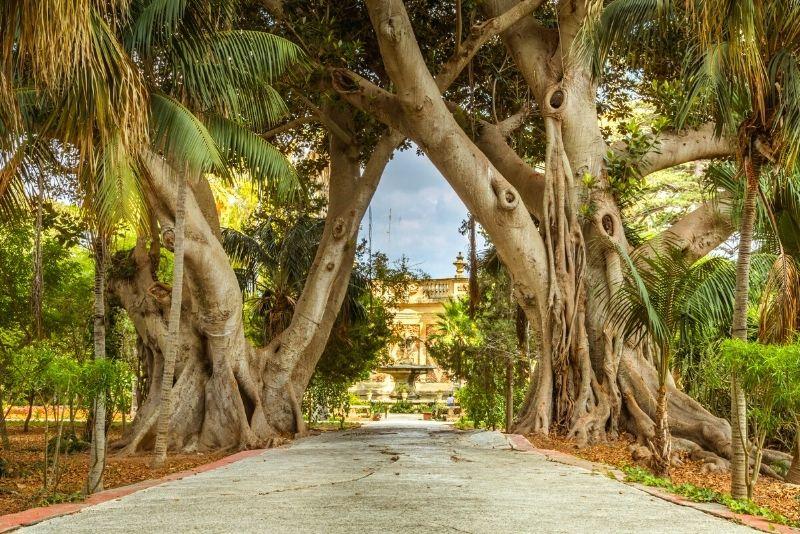San Anton Gardens, Malta