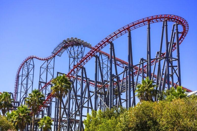 Six Flags Magic Mountain, Los Angeles
