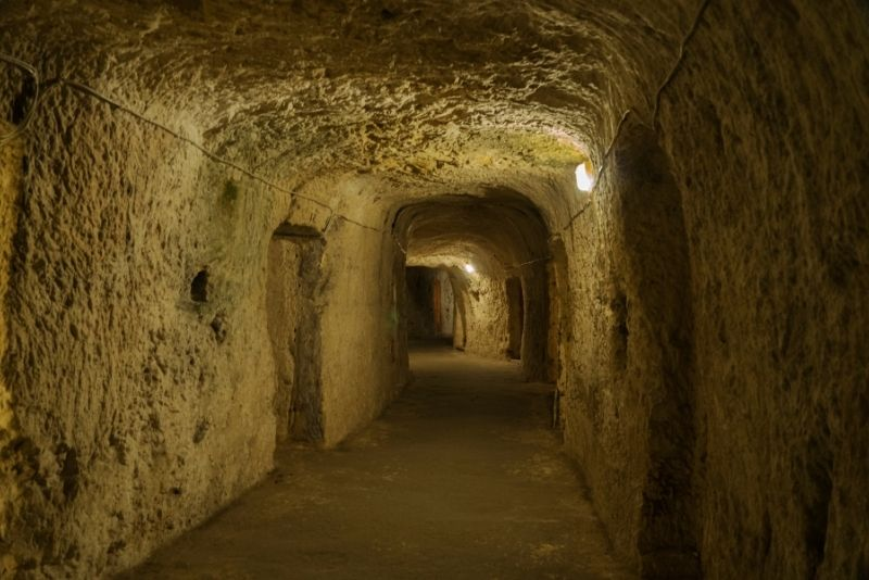 St. Paul's Catacombs, Malta