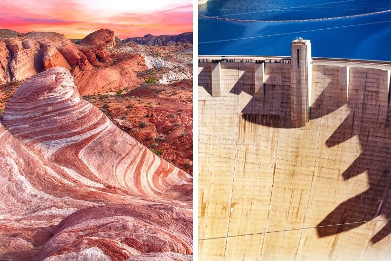 Valley of Fire & Hoover Dam Photo Tour from Las Vegas