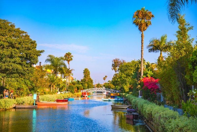Venice Canals, Los Angeles