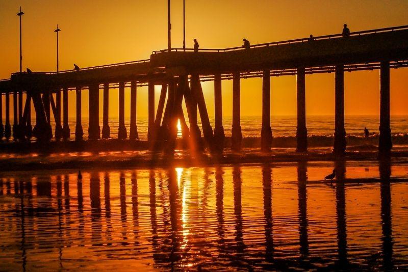 Venice Fishing Pier, Los Angeles