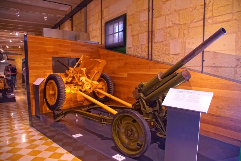 War Museum at Fort Sant'Elmo, Malta