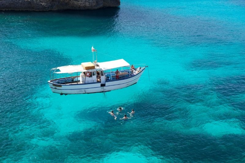 boat tours to Gozo from Malta