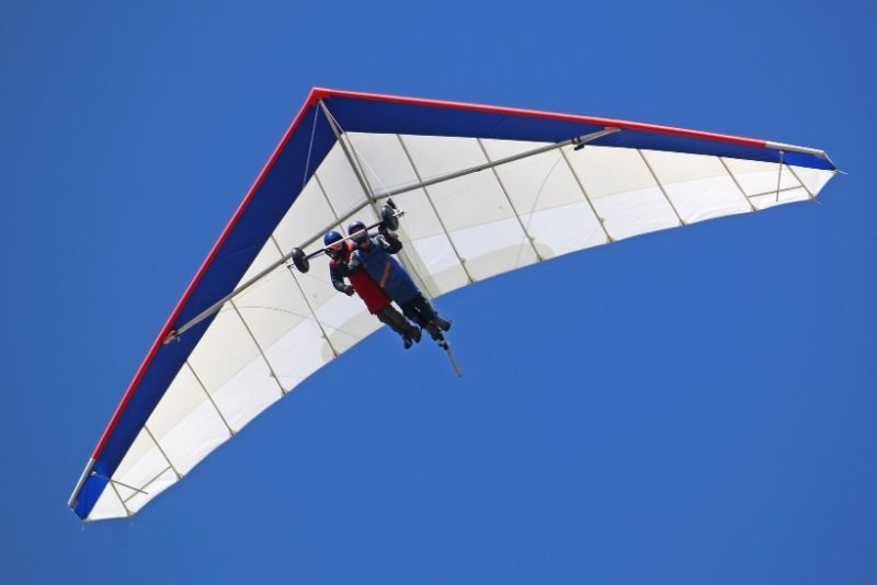 hang gliding in Los Angeles