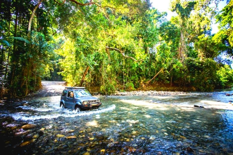 jeep tours in Cairns
