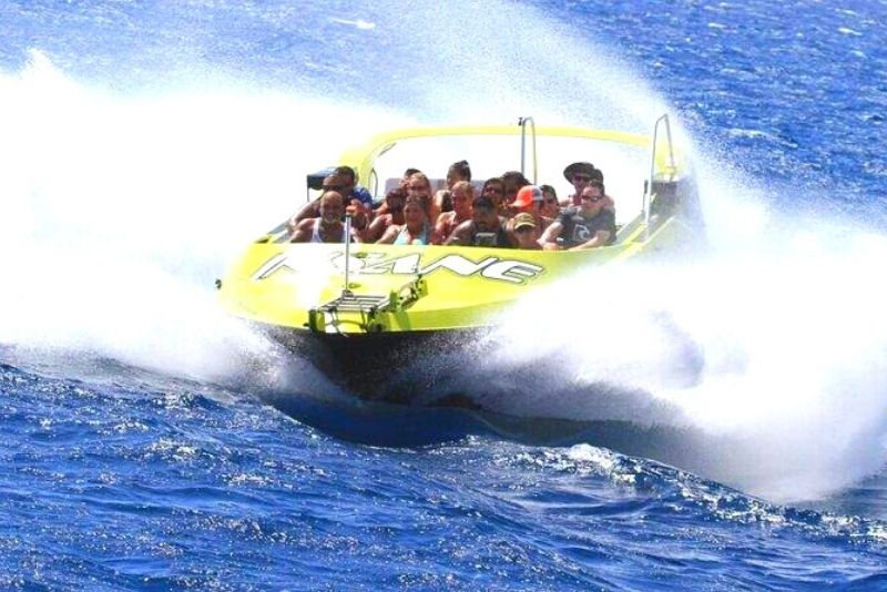 jetboat tour in Maui
