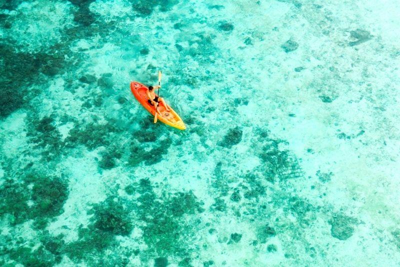 kayak tours in Cairns