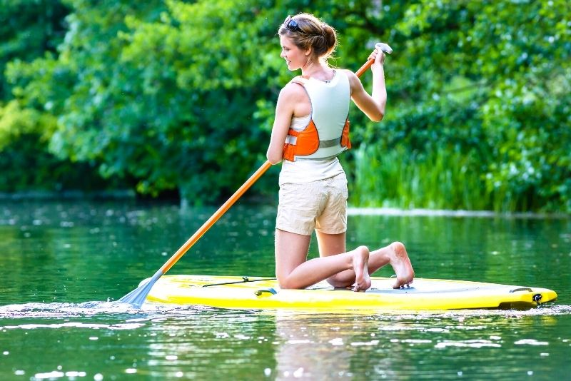 stand-up paddle tour in Cairns