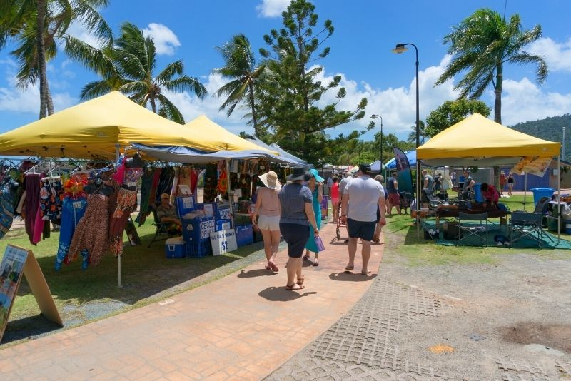 Airlie Beach markets