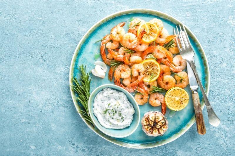 Airlie Beach seafood restaurant