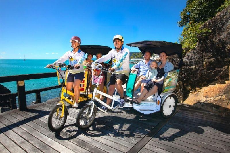 Airlie Beach tuk-tuk tour