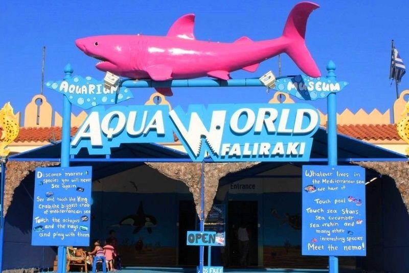 Aquarium of Faliraki (AquaWorld)