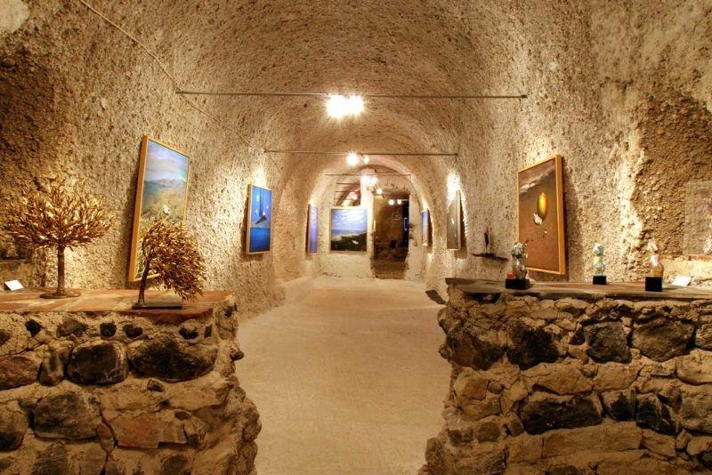 Art Space Gallery und Weingut