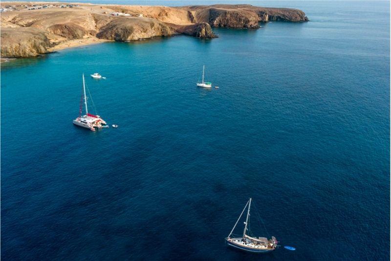 Boat tours Lanzarote