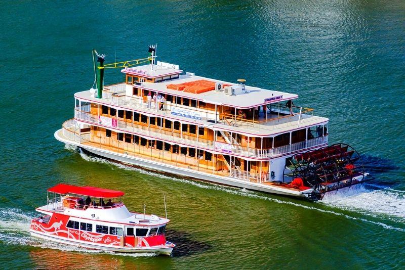 Brisbane River sightseeing cruise