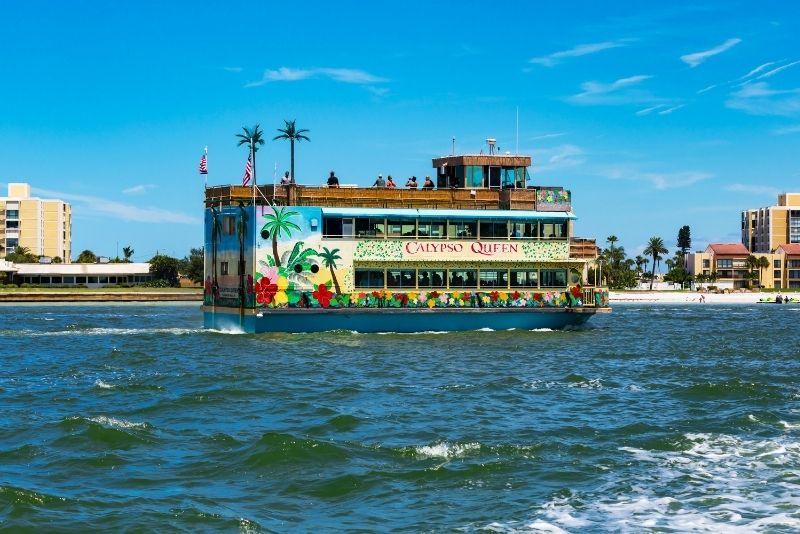 Calypso Queen cruise