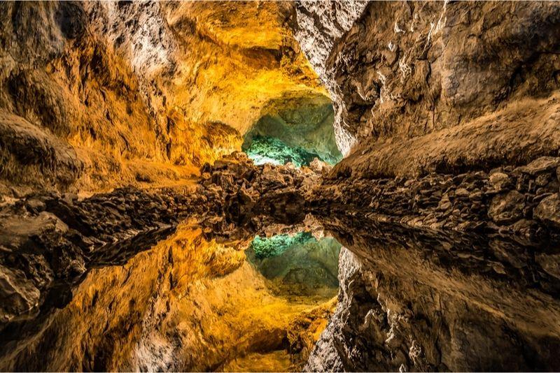 Grotta dei Verdi Lanzarote