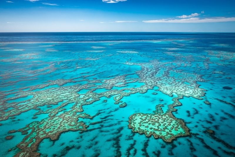 Great Barrier Reef tours from Airlie Beach
