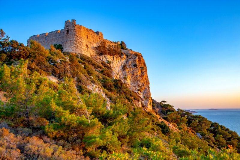 Kritinia Castle