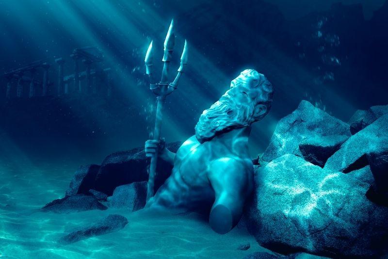 Verlorene Atlantis-Erfahrung