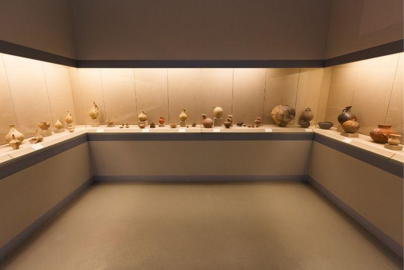 Museum für prähistorisches Thira