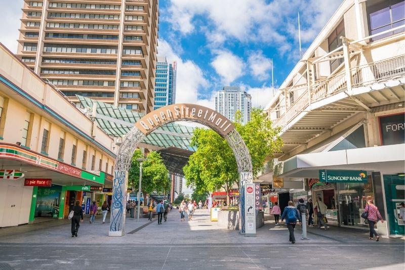Queen Street Mall, Brisbane