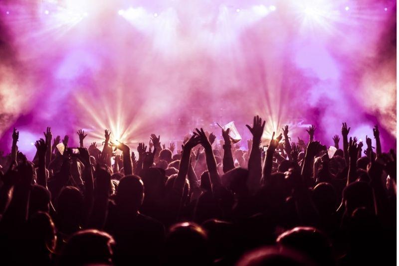 RAC Arena concert in Perth