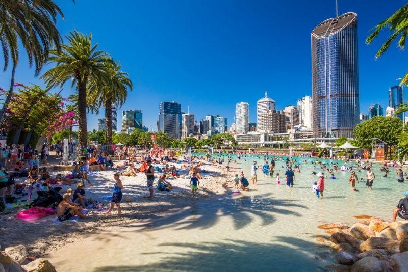 Streets Beach, Brisbane