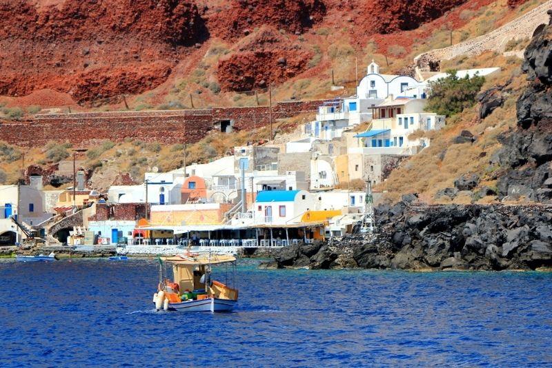 Thirassia Insel