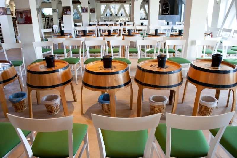 Weinmuseum Santorini