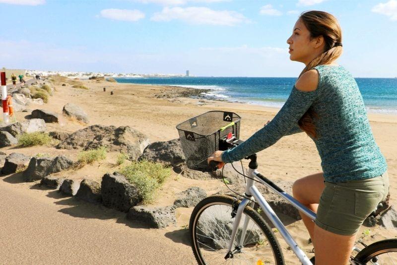 bike tour Lanzarote