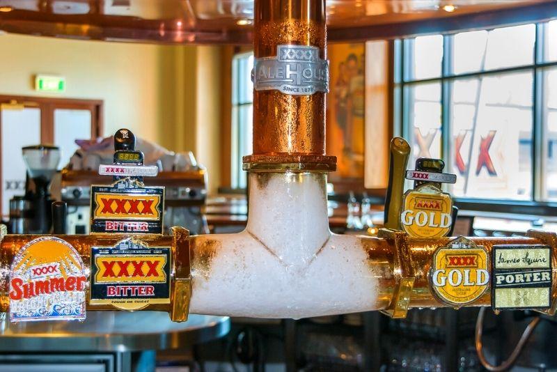 brewery tour in Brisbane