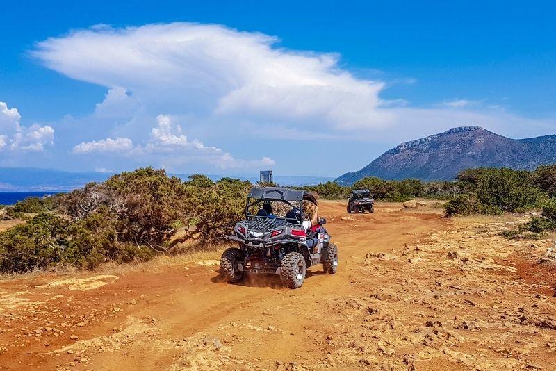 buggy tour Lanzarote