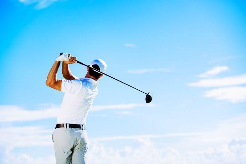 golfing in Brisbane