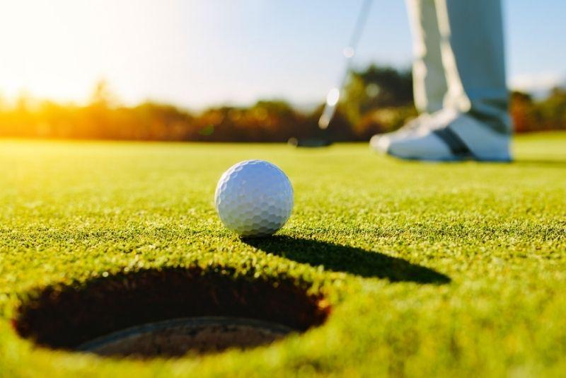 golfing near Tampa